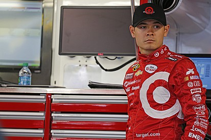 Kyle Larson sidelined for Martinsville