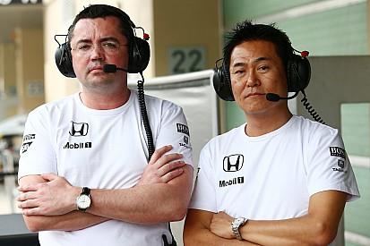 Eric Boullier admet la déception du clan McLaren