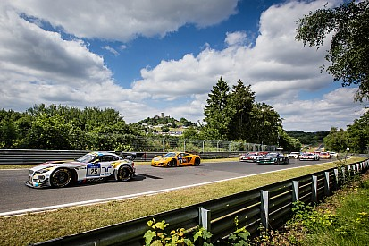 GT3 cars banned from Nordschleife after fatal accident
