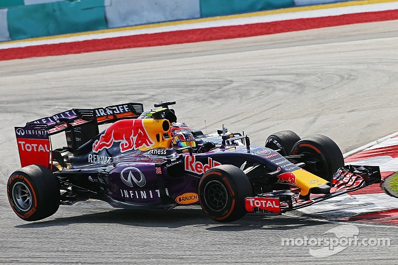 In a difficult Malaysian GP, Red Bull is top ten