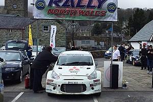 Other rally Новость Mitsubishi R5 дебютировала в Уэльсе