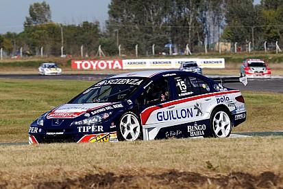 Fineschi es un nuevo ganador en el Súper TC2000