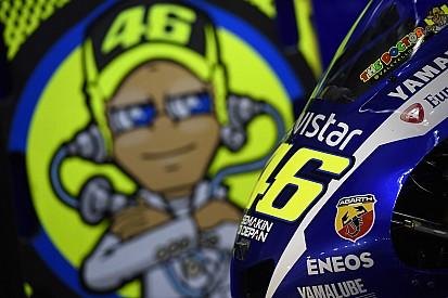 Rossi se impone en Qatar