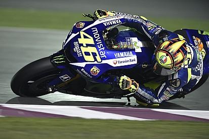 Legend Rossi wins sensational MotoGP opener in Qatar