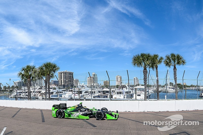 LIVE IndyCar - Le GP de St Petersburg en direct