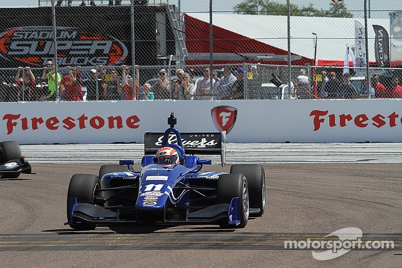 Indy Lights - Ed Jones réalise le doublé