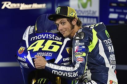 """Valentino Rossi : """"Aujourd'hui on a fait quelque chose de dingue !"""""""
