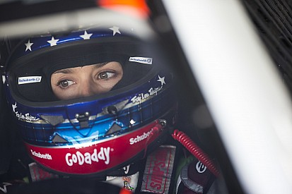 With a little luck, Danica Patrick survives carnage and finishes seventh at Martinsville