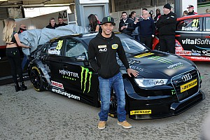 "BTCC Interview Nic Hamilton: ""My goal is to separate myself from Lewis"""