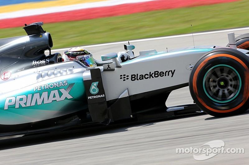 Mercedes ne lâchera rien à Ferrari sur le développement