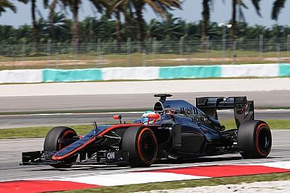 Alonso agréablement surpris par le rythme de la McLaren