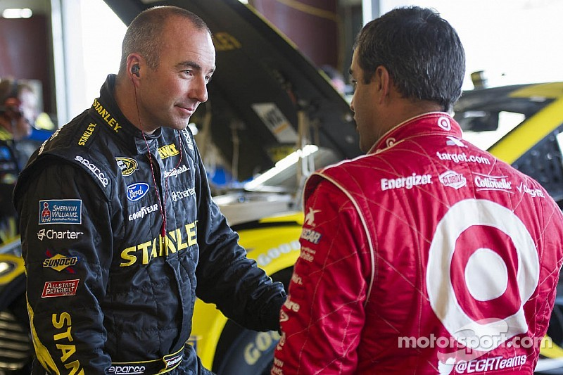 Montoya gives his take on Ambrose troubles, wanting too much too soon?