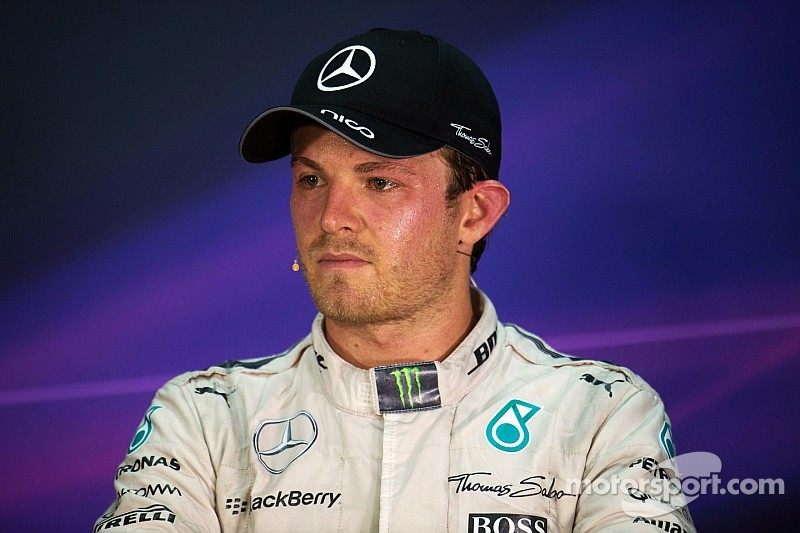 "Coulthard: Rosberg is showing ""worrying signs"""