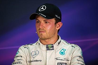 """Coulthard: Rosberg muestra """"signos preocupantes"""""""