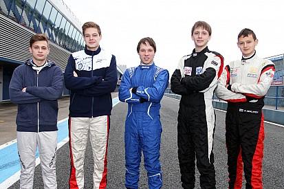 Названы имена еще пяти пилотов SMP Формулы 4