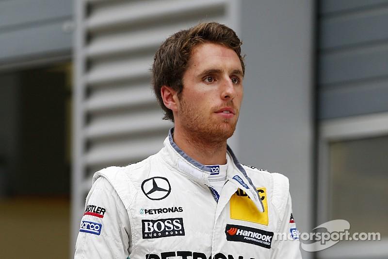 Juncadella satisfait de l'évolution de sa Mercedes-AMG C63