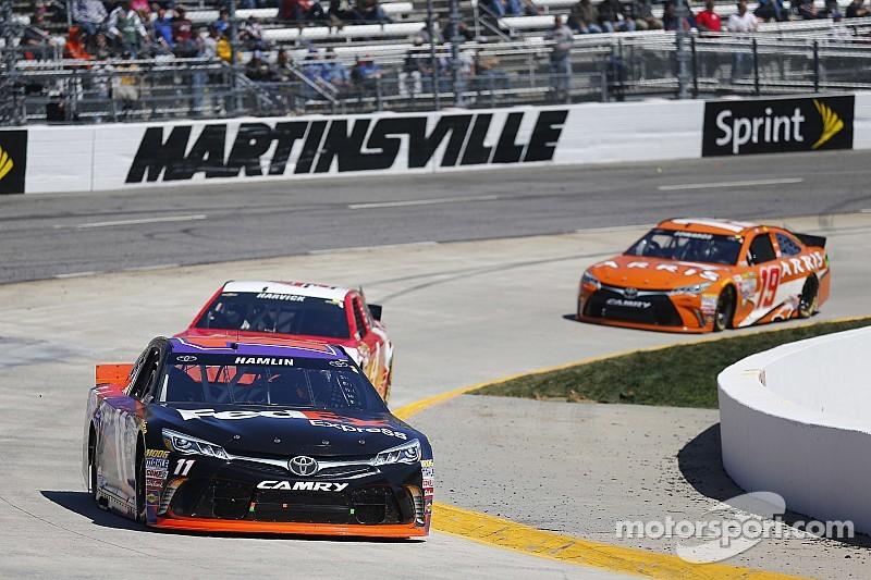 NASCAR - Denny Hamlin l'emporte à Martinsville