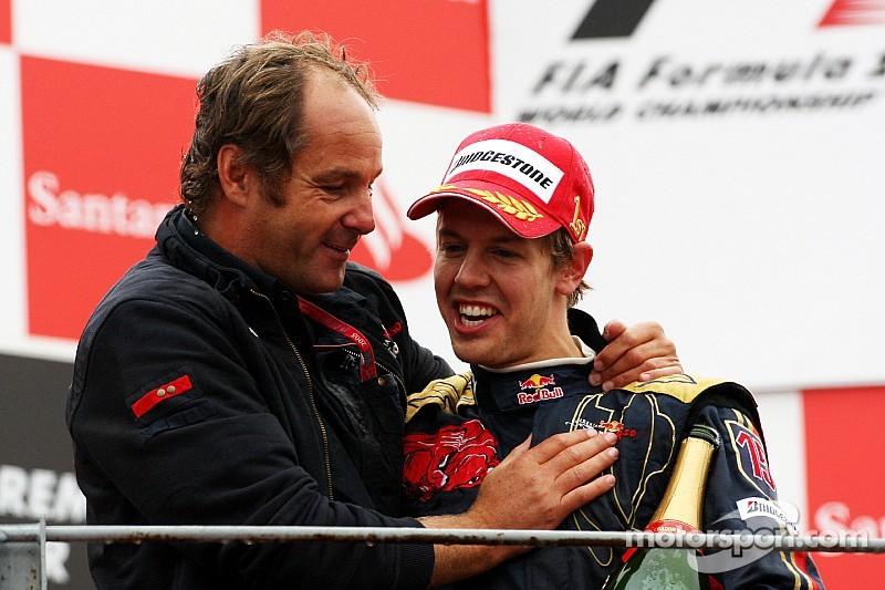 "Berger - ""Ecclestone a tort d'attaquer Vettel"""