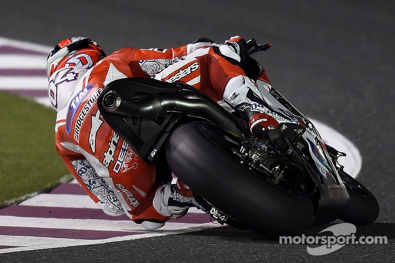 Организаторы сократили объём топлива для Ducati