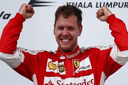 Феттель и Ferrari: из грязи в князи