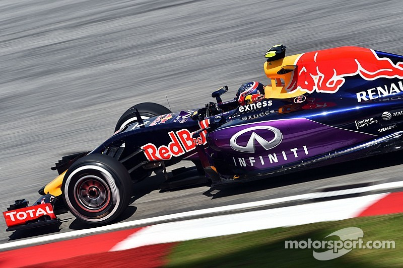 Red Bull admits chassis also to blame for poor form