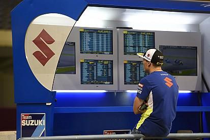 Suzuki - Une pointe de déception après le retour en MotoGP