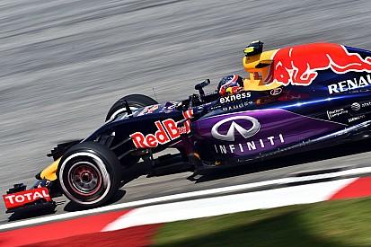 Red Bull admite que el chasis también es el problema