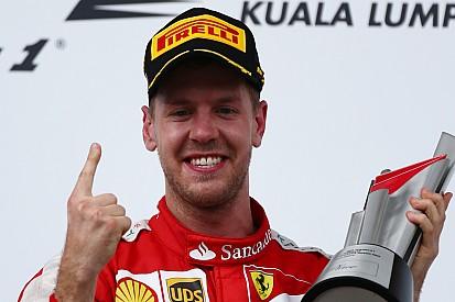 Vettel es mejor embajador de la F1 que Hamilton, según Capelli