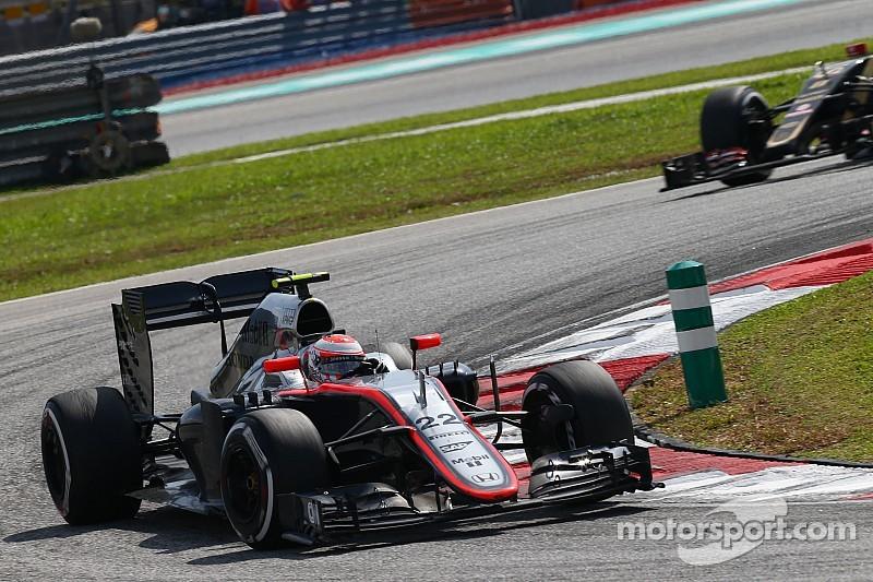 Булье верит в прогресс McLaren