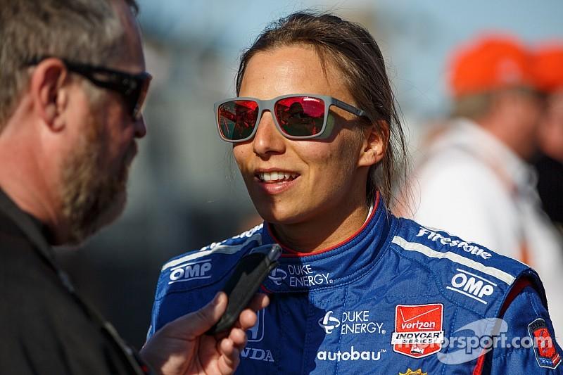 Де Сильвестро выступит в Indy 500