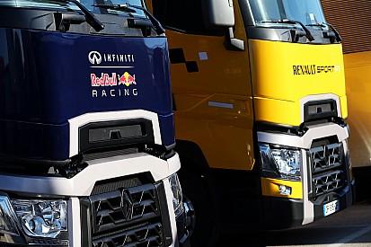 Renault espera que Red Bull resuelva sus problemas para el GP de China