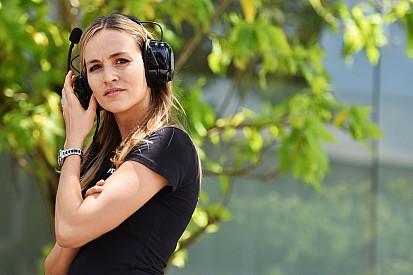 "Jorda says F1 series for women would be ""fantastic"""