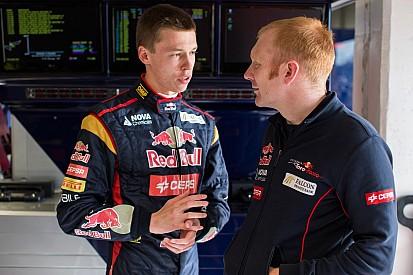 """""""Мы скучаем по Даниилу"""". Инженер Toro Rosso – о Квяте"""