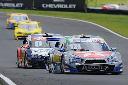 Brazilian Stock Cars take the streets for round two