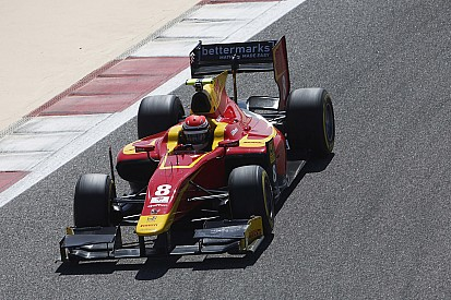 Alexander Rossi and Racing Engineering complete a positive final test in Bahrain