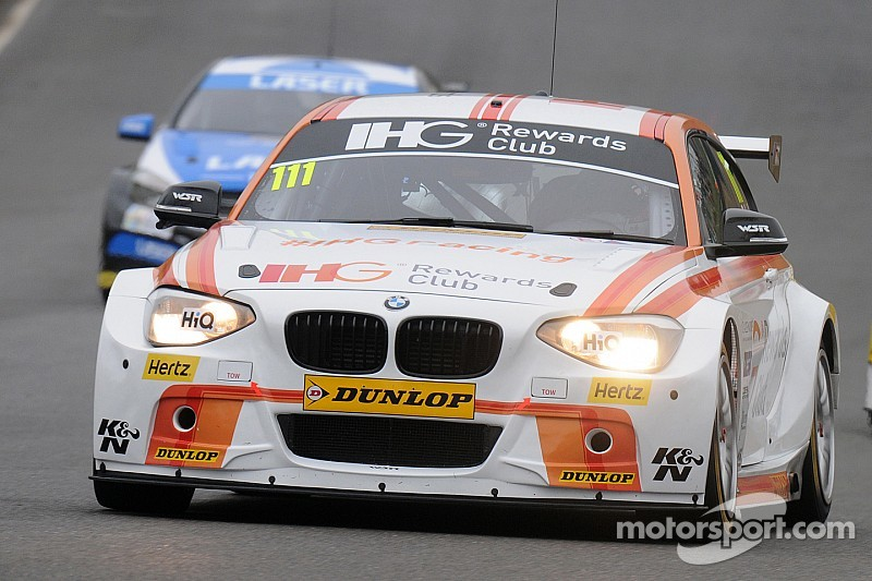 Priaulx beats the BMR hordes to bag pole