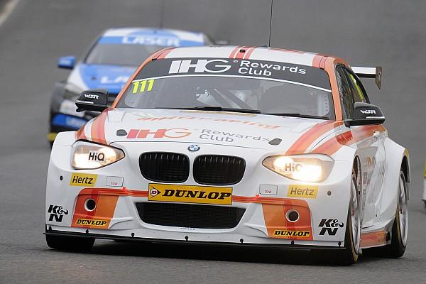 Priaulx logró la pole en su vuelta al BTCC