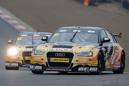 'Traffic' thwarts Austin and Abbott in Brands Hatch BTCC qualifying