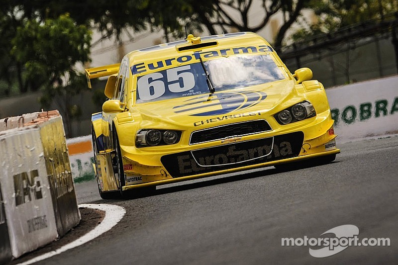Brazilian Stock Cars: Max Wilson takes pole position