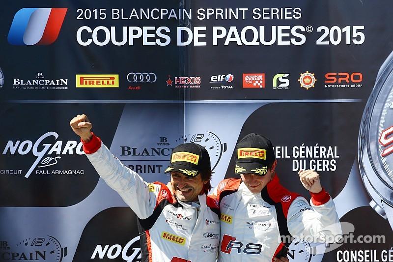 Ortelli and Richelmi win Qualifying Race