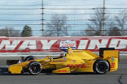 Matthew Brabham en test chez Andretti