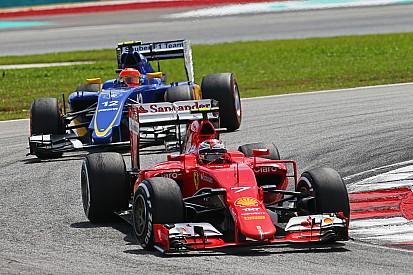 """Räikkönen - Ferrari a """"un package assez fort"""""""