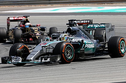 """Mercedes """"cannot afford"""" Malaysian GP repeat"""