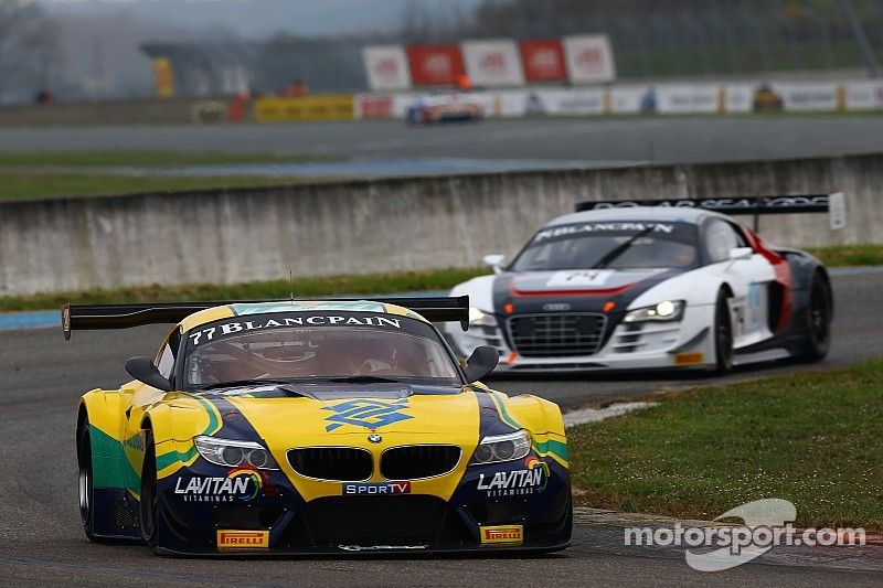 BMW Sports Trophy Team Brasil over the moon with epic first win