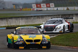 Blancpain Sprint Crónica de Carrera BMW Sports Trophy Team Brasil consigue su primera victoria
