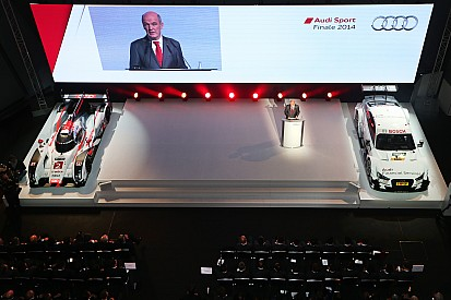 A word from Head of Audi Motorsport Dr. Wolfgang Ullrich