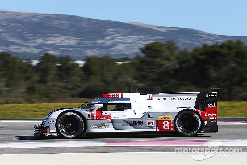 Audi vise clairement la victoire à Silverstone