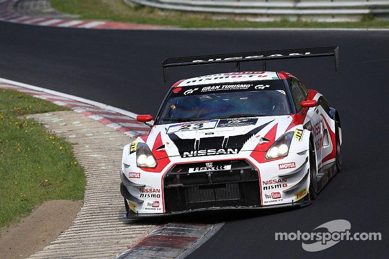 Nordschleife's GT3 ban lifted