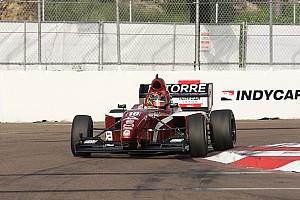 Florian Latorre prêt à aller au charbon sur le NOLA Motorsports