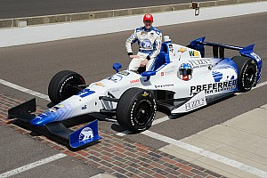 IndyCar Breaking news Hildebrand to contest Indy 500 with CFH Racing